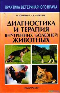 Диагностика и терапия внутренних болезней животных - Кондрахин И.