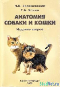 Анатомия собаки и кошки - Зеленевский Н.В.