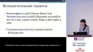 Богданова Н. В. - Герпесвирусная инфекция кошек